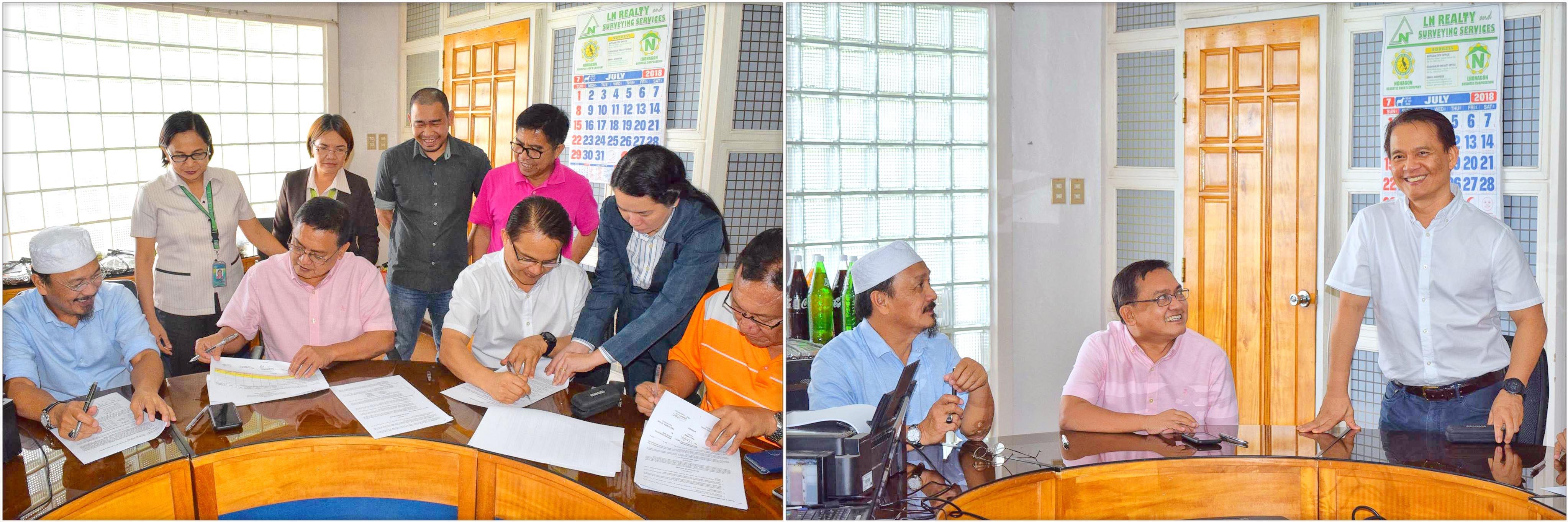 "DENR, MGB, Marcventures intensify rehab efforts through ""Adopt an NGP Site"" project"