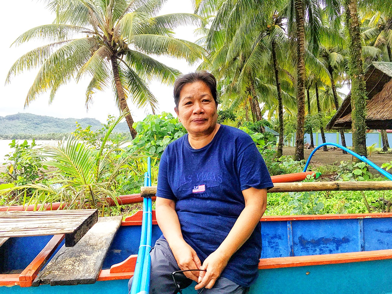 Successful business ventures of Bon-ot fisherfolks and vendors