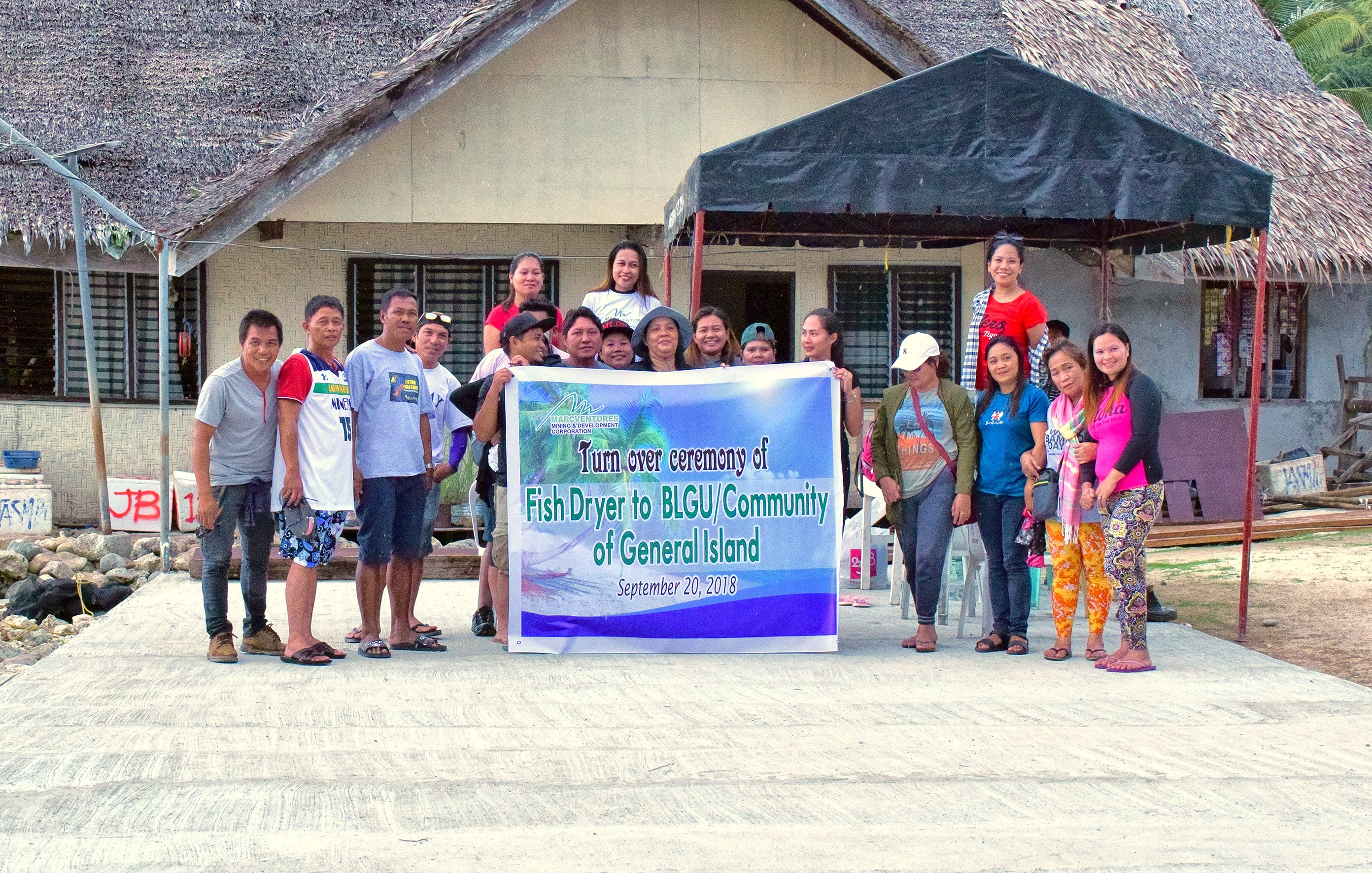 MMDC builds fish dryer facility to improve fisher folks' income
